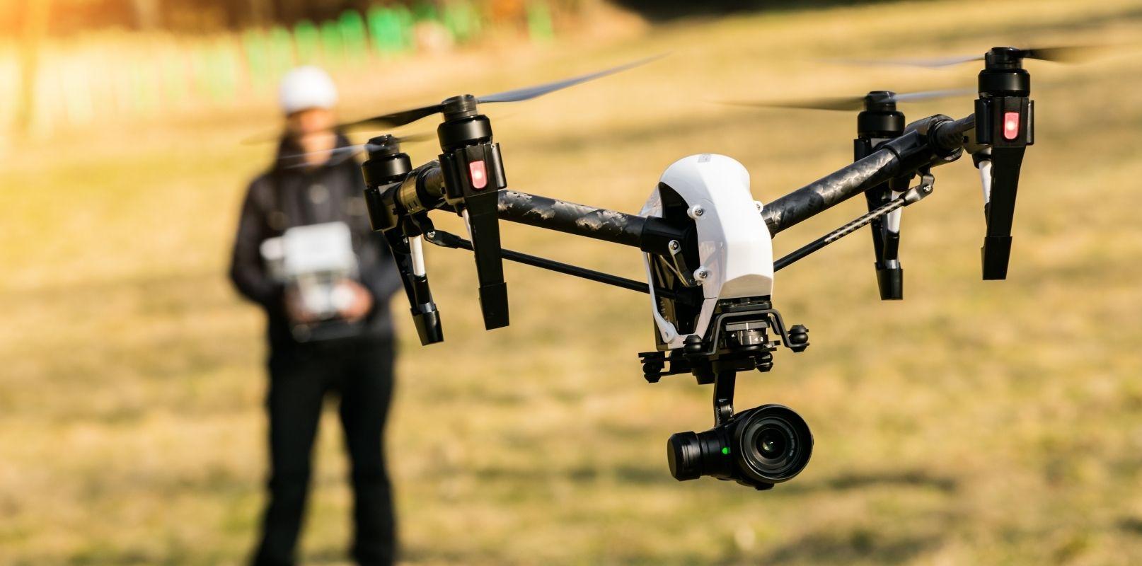 Szkolenie na pilota drona w Mielcu! Z dofinansowaniem 80%!